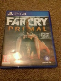 Sony PS4 Farcry 4 game case West Yorkshire, HD2 1PD