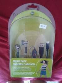 Motorola music pack.  London, N6G 3S2