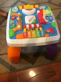 white and red Fisher-Price learning table Windber, 15963