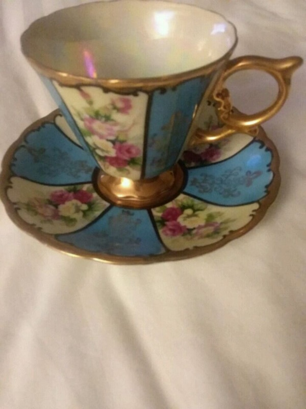 Vintage Royal Sealy China tea cup and  saucer