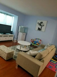 white and gray living room set Herndon, 20171