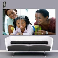 FAMILY PORTRAITS CANVAS PRINT Ottawa
