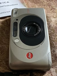 Leica Z2X 35mm film camera  Washington