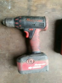 black and red cordless power drill Gatineau, J8Z 1J7