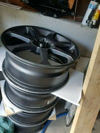 6-spoke car wheel set Barrie, L4N 5B4