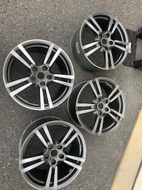 Porsche Panamera Turbo II wheels Bowie, 20720