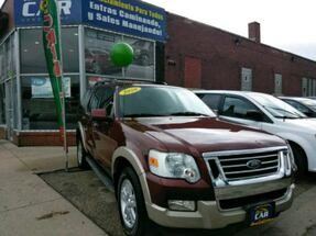Ford explorer 2010 (In-house Finanze) ????