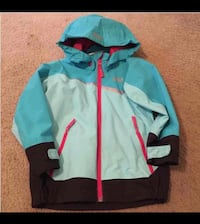 teal and black zip-up hoodie Oxon Hill, 20745