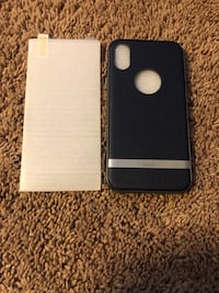 iPhone X/Xs XR case & temporary glass Nashville, 37013