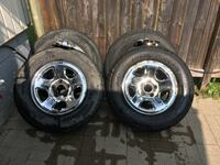 Rims and tires  Puslinch, N3C