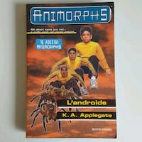 L'androide - Animorphs Volano, 38060
