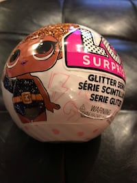 BRAND NEW AUTHENTIC LOL SURPRISE GLITTER SERIES Guelph, N1G 5A9