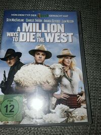 A MILLION WAYS TO DIE IN THE WEST  Huenfeld, 36088