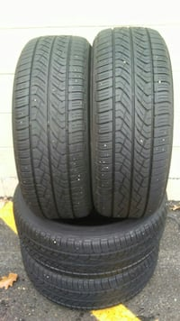 225x55x17 used tires Yokohama