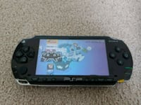 Modded PSP-1001 + 32GB mSD, mSD-MS Adapter, Charge Chesapeake