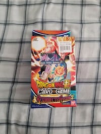 Dragonball Super Card Game Ressurection Fusion Pack Ajax, L1T 3S8