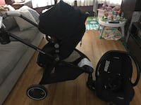 Stroller and car seat brand new  Chicago, 60657