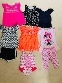 size 2T girls clothes in excellent condition  (pick up only) Alexandria, 22310