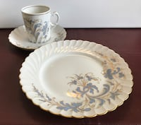 Vintage - St of 12 With  creamer  and Suger Spring Hill, 34608