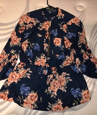 Floral Blouse Oklahoma City, 73084