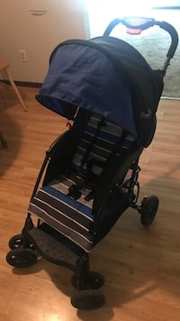 baby's black and gray stroller Су-Фоллс, 57106