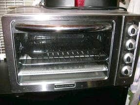 KitchenAid Convection toaster oven - $90 (White Rock)