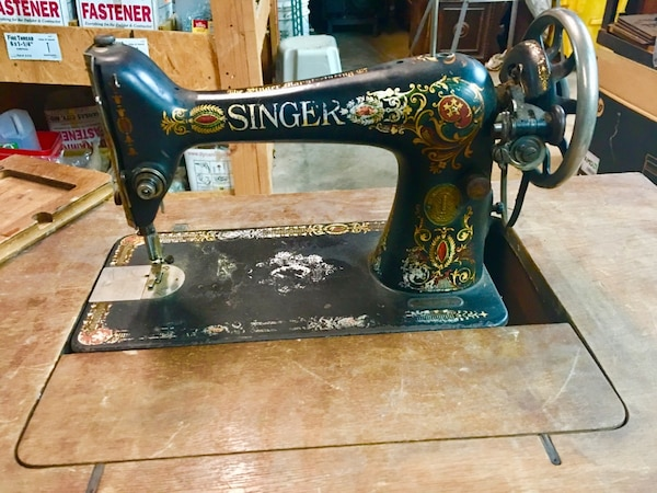 Used 40 Singer Redline Series Sewing Machine For Sale In Mustang Awesome Singer Sewing Machine 1911 Value