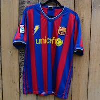 Customized Barcelona FC Soccer Jersey Burnaby, V5G