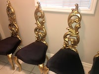 Must go ! Royal chairs from Egypt Markham, L3P 6X4