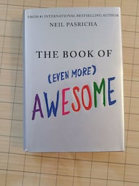 The Book of Even More Awesome Ottawa, K1Y 4S2