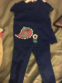 Size 4T royal blue outfit Goodlettsville, 37072