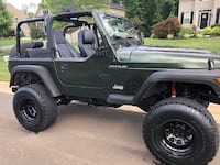 Jeep - Wrangler - 1997 Warrenton