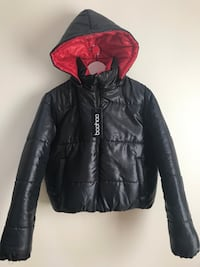 NEW Reversible Jacket black/red  Greenwich, 06878