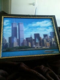 Twin Towers in New York city  Baltimore, 21225
