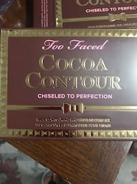 Too faced cocoa contour West New York, 07093