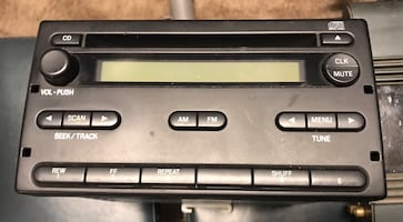 Ford Factory CD Players