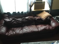leather sofa and loveseat Franklin, 45005