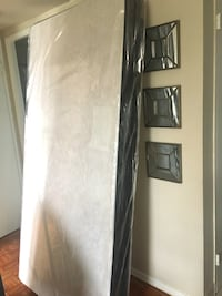 King box spring BRAND NEW!! Toronto, M4A 2T3