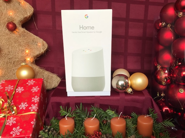 (neu) google home smart speaker
