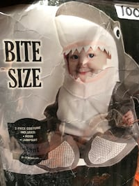 Brand new 0-6 baby shark costume Whitby, L1M 1H5