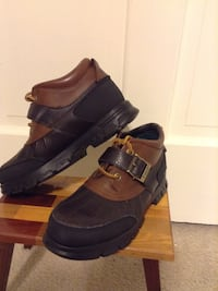 New 7 1/2 mens Polo boots