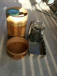 Bell & Howell projector(old) + can of films Tucson, 85748