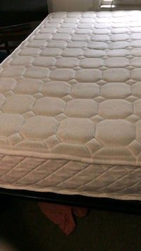 Twin Mattress 8 inch. Just 1 year old Albany