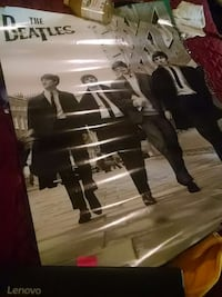 The Beatles poster Lake Zurich, 60047