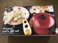 10 piece pasta cooking & serving set Catonsville, 21228
