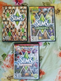 The Sims 3 + 2 expansion packs Rocklin, 95677
