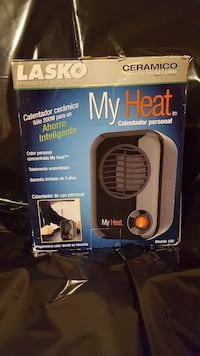 Potable heater. New in box.