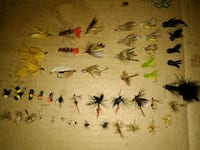 Trout flies Creola, 36525