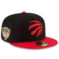 Toronto Raptors NBA Finals Logo Fitted Hat Vaughan, L4L 0G4