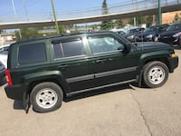 2010 Jeep Patriot Sport For Sale (Financing Available)  Calgary, T2V 2X4